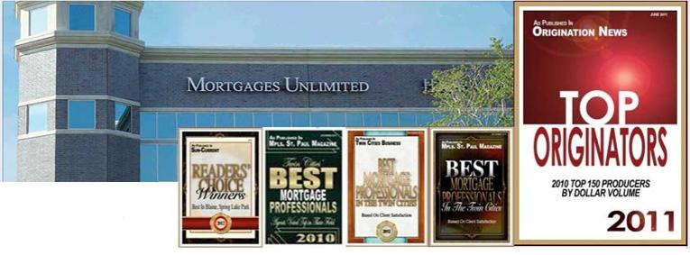 Mortgages Unlimited, St Paul, MN